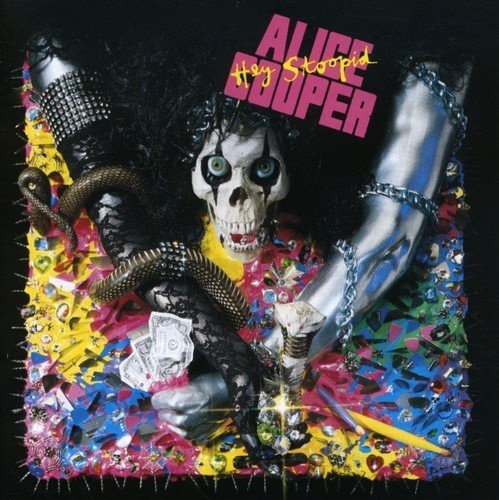 Alice Cooper Hey Stoopid Import Gbr