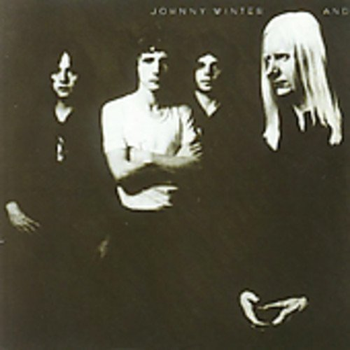 Johnny Winter Johnny Winter & Import Eu