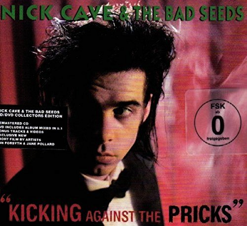 Nick Cave & The Bad Seeds Kicking Against The Pricks Import Gbr Incl. Bonus DVD