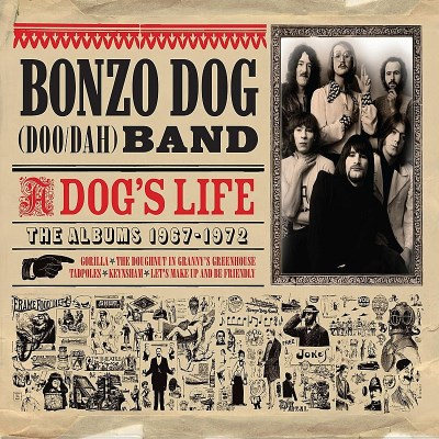 Bonzo Dog Band Dog's Life (the Albums 1967 72 Import Eu