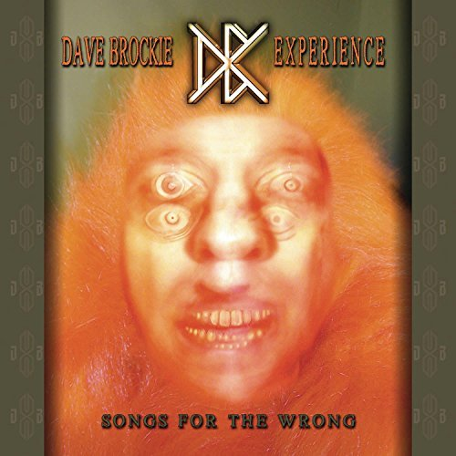 Dave Experience (dbx) Brockie Songs For The Wrong
