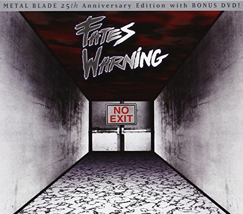 Fates Warning No Exit 25th Anniversary Editi