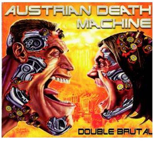 Austrian Death Machine Double Brutal 2 CD Set