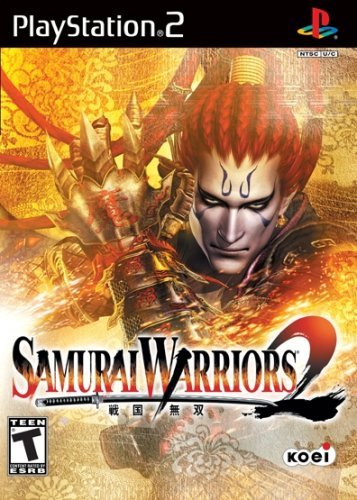 Ps2 Samurai Warriors 2