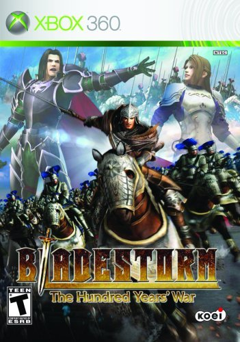 Xbox 360 Bladestorm Hundred Years