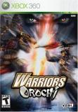 Xbox 360 Warriors Orochi