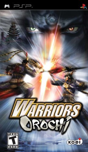 Psp Warriors Orochi