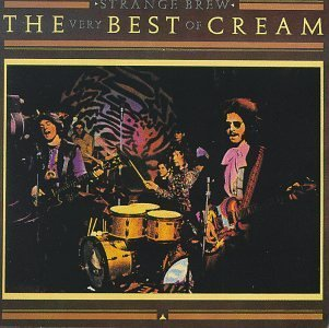 Cream Strange Brew Very Best Of
