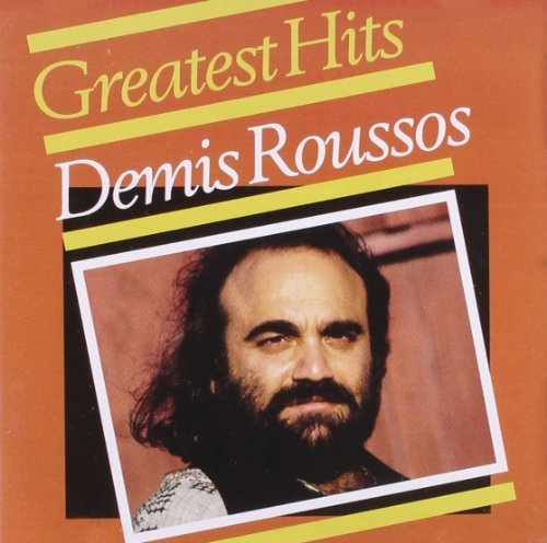 Demis Roussos 1971 80 Greatest Hits Import