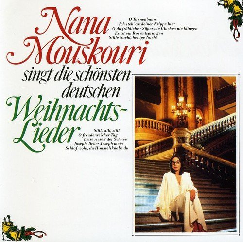 Nana Mouskouri Singt Die Schoensten Deutsch Import Eu