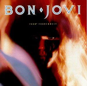 Bon Jovi/7800 Fahrenheit