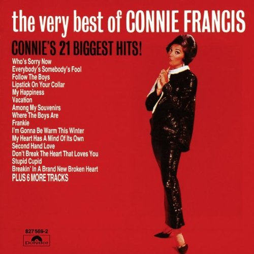 Francis Connie Very Best Of Connie Francis
