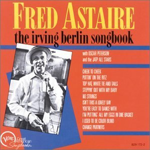 Fred Astaire Irving Berlin Songbook