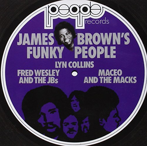 James Brown Vol. 1 Funky People Funky People