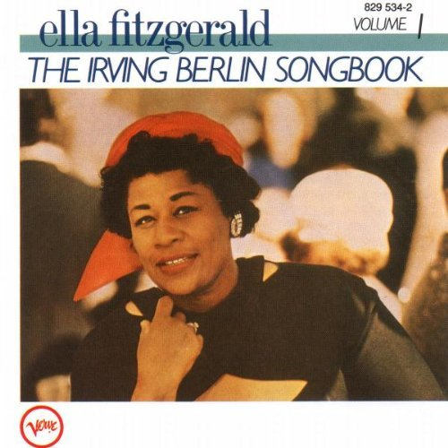 Ella Fitzgerald Vol. 1 Irving Berlin Songbook
