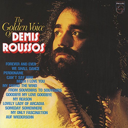 Demis Roussos Golden Voice Of Import Fra