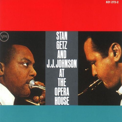 Getz Johnson Getz & J.J. At The Opera House