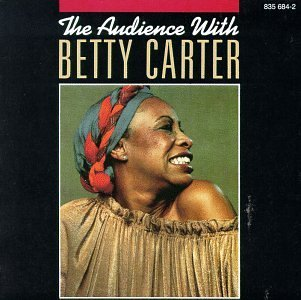 Betty Carter Audience With 2 CD Set