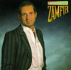 Zamfir Return To Romance Zamfir (panflt)