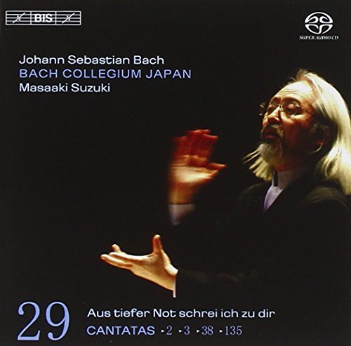 Bach Collegium Japan Cantatas Vol.29 Sacd