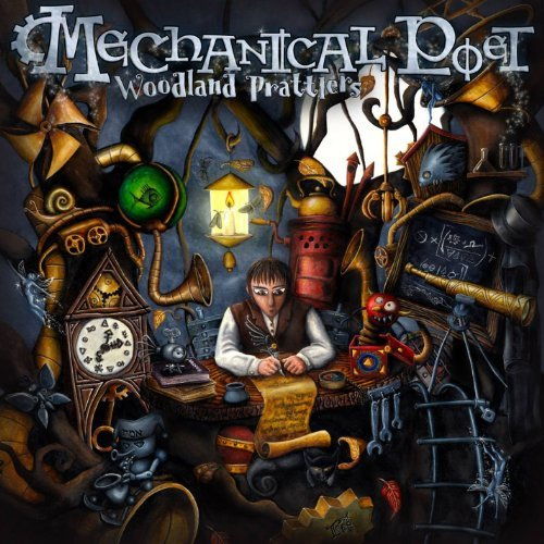 Mechanical Poet Woodland Prattlers