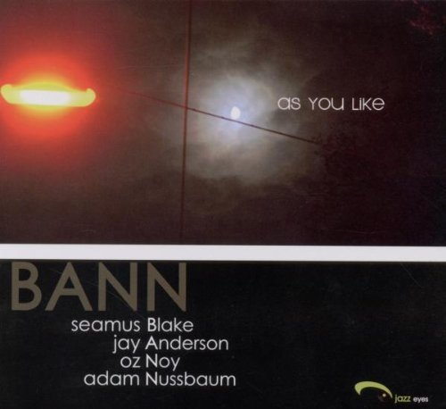 Bann Seamus & Anderson Blake As You Like