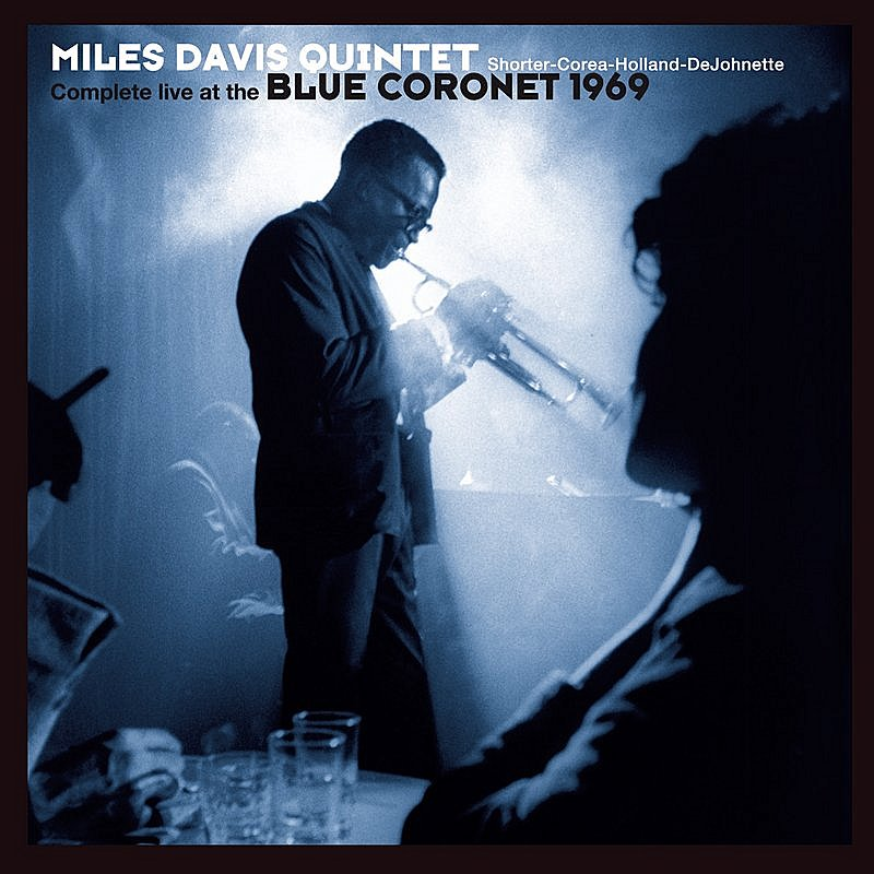 Miles Davis Complete Live At The Blue Coro Import Esp 2 CD