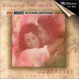 London Symphony Mozart Romantic Moments With Clr Dts Ac3 DVD Audio Nr