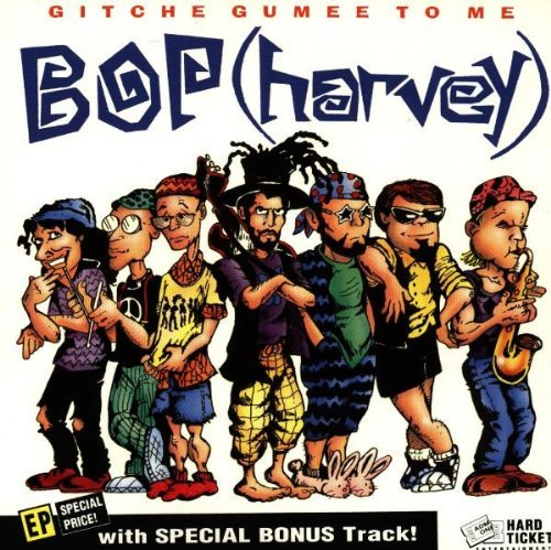 bop-harvey-gitche-gumee-to-me-ep