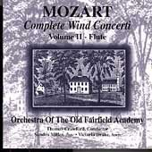 W. A. Mozart Thomas Crawford American Classical Or Mozart Complete Wind Concerti Volume 2 Flute
