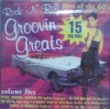 Various Original Artists Groovin' Greats Hits Of The 60's Volume 5