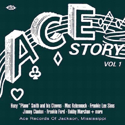 Ace Story Vol. 1 Ace Story Import Gbr