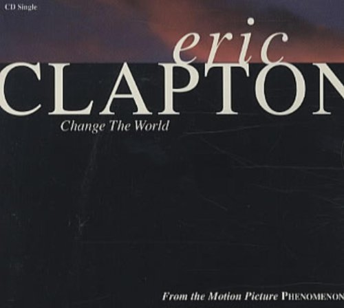 Clapton Eric Change The World
