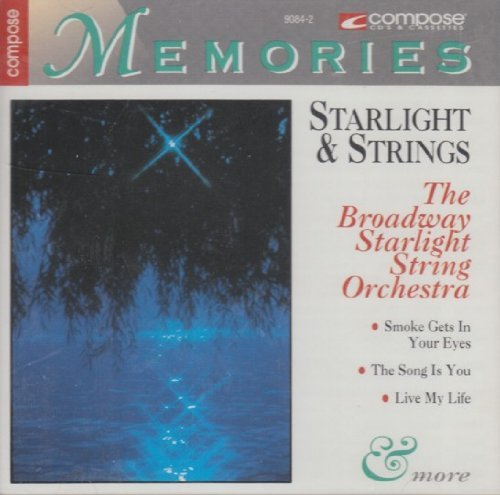 Broadway Starlight String Orch Starlight & Strings