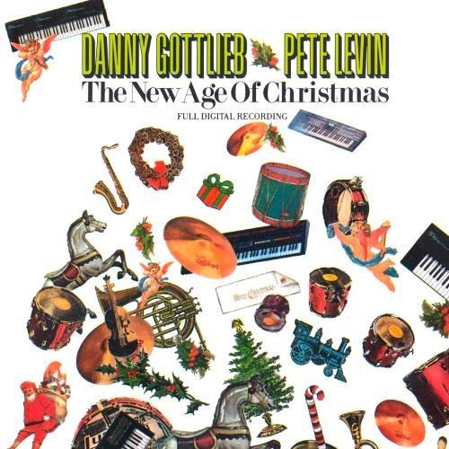 Gottlieb Danny Levin Pete New Age Of Christmas Made On Demand