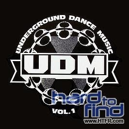 Various Artists Underground Dance Music Vol 1