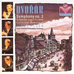 Royal Liverpool Phil Dvorak Symphony #3