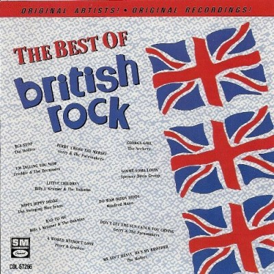 British Rock Best Of British Rock
