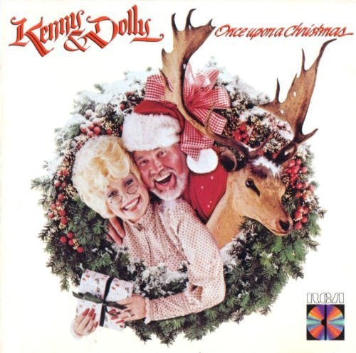 Rogers Kenny Parton Dolly Once Upon A Xmas