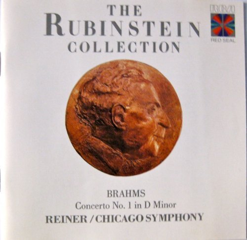 J. Brahms Rubinstein Collection Pno Con 1 In D Min