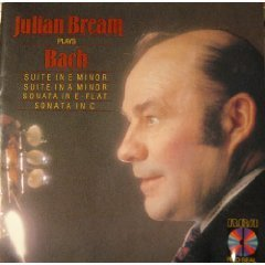 J.S. Bach Julian Bream Plays Bach