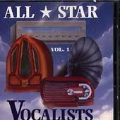 All Star Vocalists All Star Vocalists Smith Crosby Wayne Shore Clark 2 CD Set