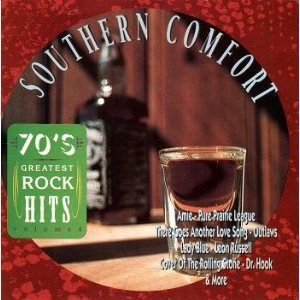 70's Greatest Rock Hits Vol. 4 Southern Comfort