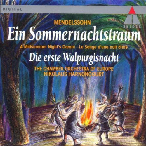 F. Mendelssohn Midsummer Night's Dream Erste