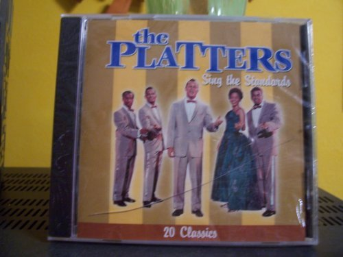 Platters Sing The Standards