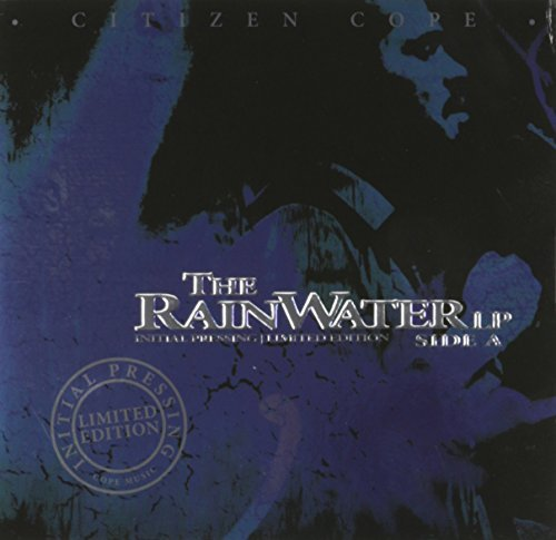 Citizen Cope Rainwater Lp Side A Signed