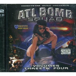 Atl Bomb Squad Vol. 3 Atl Bomb Squad Explicit Version 2 CD Set Atl Bomb Squad