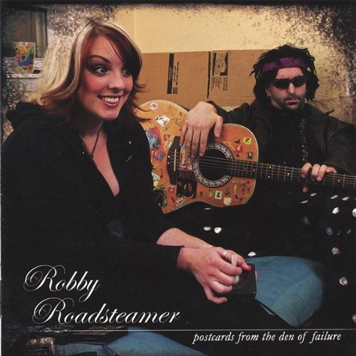 Robby Roadsteamer Postcards From Explicit Version Incl. Bonus DVD