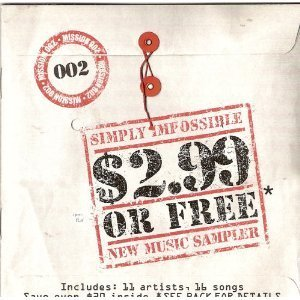 Simply Impossible New Music Sampler 002 Simply Imp Simply Impossible New Music Sampler 002