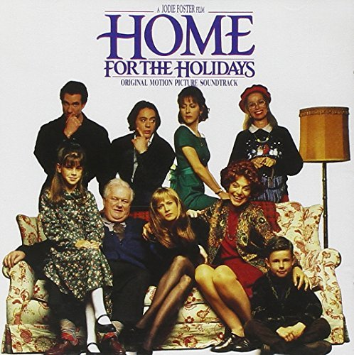 Home For The Holidays Soundtrack